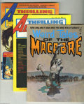 Bronze Age (1970-1979):Miscellaneous, Miscellaneous Comic Magazines Group (Various, 1975-92) Condition:Average VF/NM. This group includes Weird Tales of the Ma...