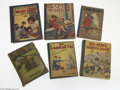 Books, Misc. Childrens Books (Various Publishers, 1900s-30s). Six oldhardback books for children make up this lot. Included are tw...(Total: 6 items Item)