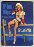 Books:Fine Press and Limited Editions, Pin-Up Poster Book - The Elvgren Collection Limited Edition,866/1000 (Collectors Press, 1995). Lavish hardcover with 16 ful...