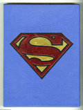 Books:Fine Press and Limited Editions, The Adventures of Superman Collecting Limited Edition 784/2500 (DC,1988) CGC. A special 50th anniversary deluxe hardcover b...