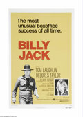 Movie Posters:Action, Billy Jack (Warner Brothers, 1971)...