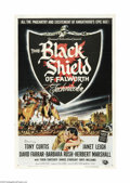 Movie Posters:Adventure, The Black Shield of Falworth (Universal International, 1954)...