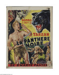 Movie Posters:Adventure, Bomba on Panther Island (Monogram, 1949)...