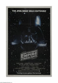Movie Posters:Science Fiction, The Empire Strikes Back (20th Century Fox, 1980)...