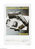 Movie Posters:Action, The Getaway (Warner Brothers, 1972)...