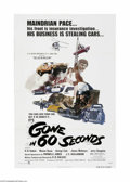 Movie Posters:Action, Gone in 60 Seconds (New City Releasing, 1974)...