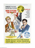 Movie Posters:Adventure, How to Steal the World (MGM, 1968)...