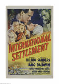 Movie Posters:Adventure, International Settlement (Twentieth Century Fox, 1938)...