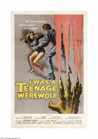 I Was a Teenage Werewolf (AIP, 1957)