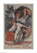 Movie Posters:Serial, Jungle Mystery (Universal, 1932)...