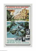 Movie Posters:Adventure, The Land That Time Forgot (AIP, 1975)...