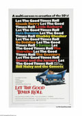 Movie Posters:Documentary, Let the Good Times Roll (Columbia, 1973)...