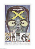 The Man with the X-Ray Eyes (AIP, 1963)