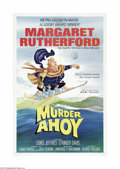 Movie Posters:Comedy, Murder Ahoy (MGM, 1964)...