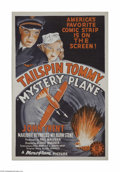 Movie Posters:Adventure, Mystery Plane (Monogram, 1939)...