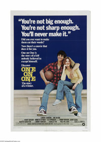 One On One (Warner Brothers, 1977)