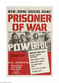 Movie Posters:War, Prisoner of War (MGM, 1954)...