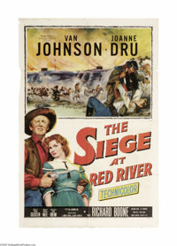 The Siege at Red River (20th Century Fox, 1954)