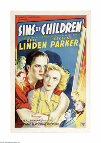The Sins of the Children (Grand National Pictures, 1936)