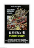 Movie Posters:Science Fiction, Soylent Green (MGM, 1973)...