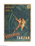 Movie Posters:Adventure, Tarzan's Revenge (20th Century Fox, 1938)...