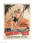 Movie Posters:Action, Tarzan, the Ape Man (MGM, 1959)...