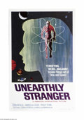 Movie Posters:Science Fiction, Unearthly Stranger (AIP, 1963)...