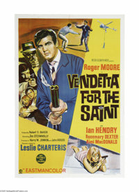 Vendetta for the Saint (MGM, 1969)