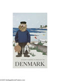 Vintage Posters:Travel, Denmark (Permild and Rosengreen, 1973)...
