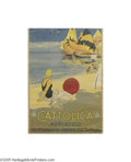 Vintage Posters:Travel, Cattolica (ENIT, 1930)...