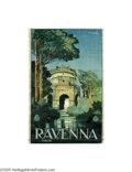 Vintage Posters:Travel, Ravenna (ENIT,Circa 1930)...