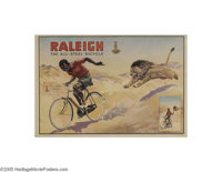 Raleigh Bicycles (Howitt and Son Ltd., Circa 1950's)