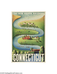 New Haven Railroad (Circa 1950)
