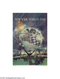 Vintage Posters:Advertising, New York World's Fair 1964 (1962)...