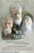 Vintage Posters:Advertising, PBS Masterpiece Theatre, The Best of Friends, Selected Exits(1992)... (2 items)