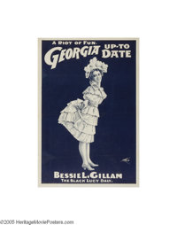 Georgia Up To Date (Greve Litho Co., c.1900)