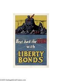 Beat Back The Hun (U.S. Government Printing Office, 1918)