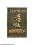 Vintage Posters:Miscellaneous, Buy Liberty Bonds (1917)...