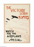 Vintage Posters:WWI, Victory Loan Flyers (Sackett and Wilhelms Corp., 1918)...
