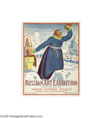 Russian Art Exhibit (Q. Austin Co., 1924)