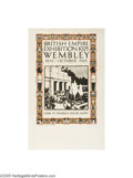 Vintage Posters:Travel, British Empire Exhibition 1925 Wembley, Come to Wembley and Be Happy (Dangerfield Printing Co. Ltd. London, 1925)...