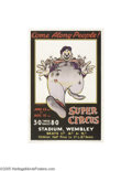 Super Circus (Dangerfield Printing Co. Ltd. London, 1928)
