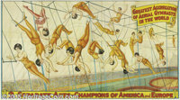Shrine Circus-Acrobats (Circa 1935)