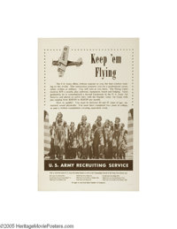 Keep 'Em Flying (U. S. Government Printing Office, 1941)