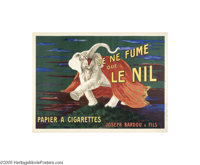 Le Nil Cigarette Papers (Vercasson, 1920)