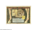 Vintage Posters:Miscellaneous, International Hoof Ointment (Litho Dept. Int'l. S.F.Co., Circa1895)...