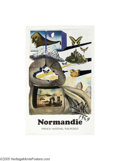 Vintage Posters:Travel, Normandie and Roussillon (Draeger, 1970)...