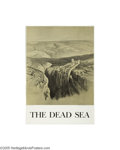 Vintage Posters:Travel, Jerusalem and the Dead Sea (1973)... (2 items)