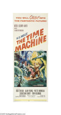 Movie Posters:Science Fiction, The Time Machine (MGM, 1960)...
