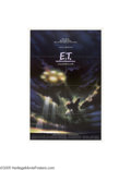 Movie Posters:Science Fiction, E.T. The Extraterrestrial (Universal, 1982)...